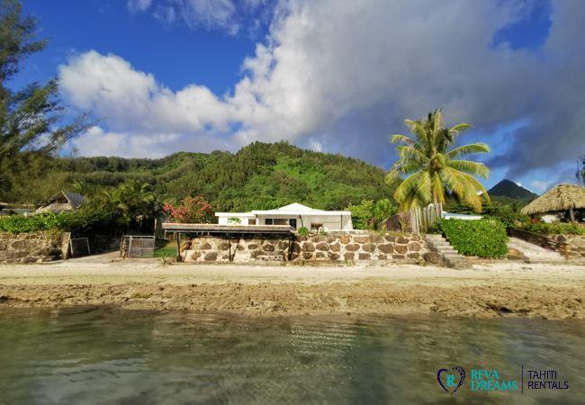 Villa à Haapiti - MOOREA - Teareva Beach