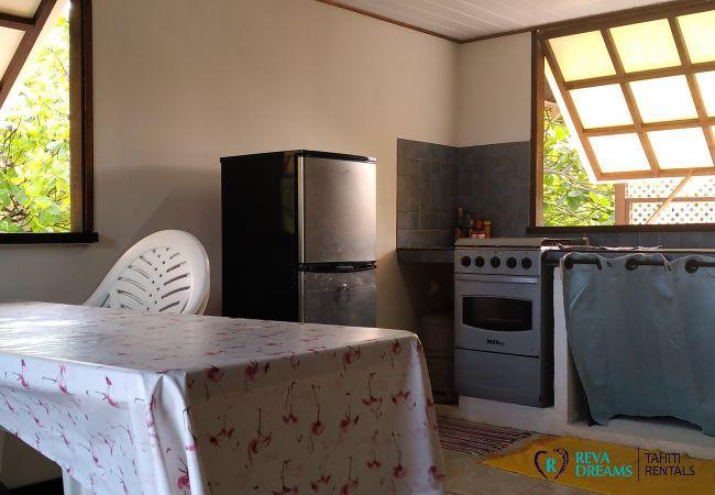 Bungalow à Fakarava  - FAKARAVA - Teariki Lodge N°1